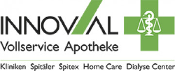 INNOVAL Vollservice Apotheke Logo