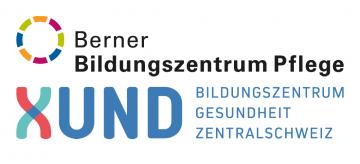 Berner Bildungszentrum Pflege / XUND Bildungszentrum Gesundheit Zentralschweiz Logo