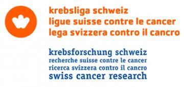 Ligue suisse contre le cancer / Recherche suisse contre le cancer Logo